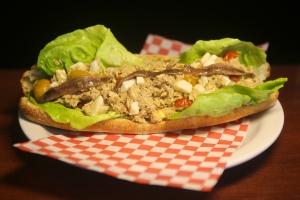 Bagnat Sandwich