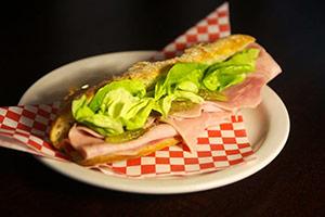 PARIS sandwich