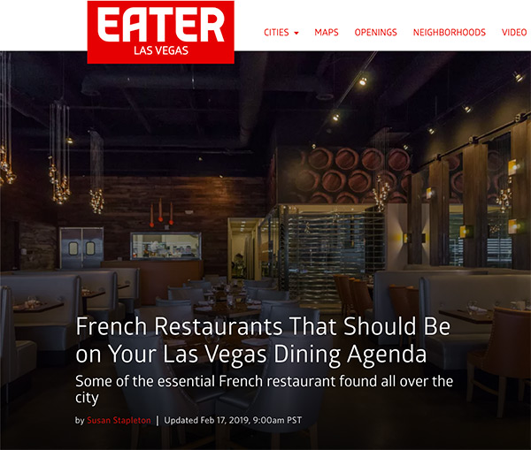 eater french restaurant las vegas